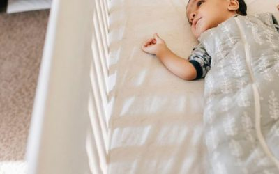 SAFETY NOTICE: Baby sleeping bags