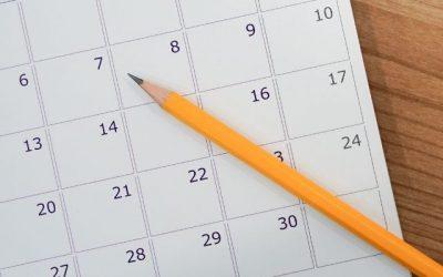 2021 webinar dates announced